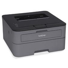 """Laser Printer, Mono, 27ppm, 250 PG Cap, 2400x600dpi, Black"""