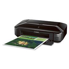 """Wireless Inkjet Printer, 150Sht Cap, 23""""x12""""x6"""", Black"""