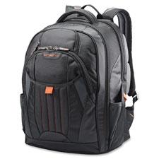 """""""Tectonic Backpack, 8-1/2""""""""x13-1/2"""""""", Black"""""""