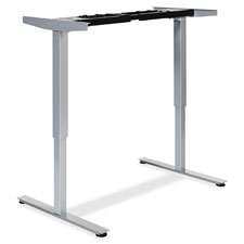 """SitStand Desk Frame 2D, 27-1/2""""x44-1/4""""x26-1/2"""", SR"""