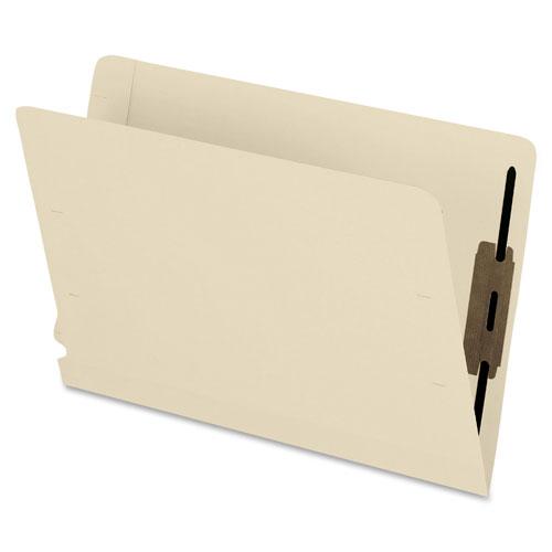 End Tab Fastener Folders