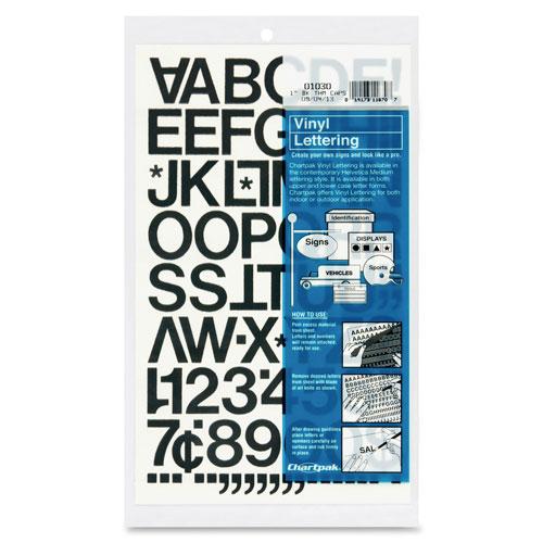 Vinyl Numbers & Letters