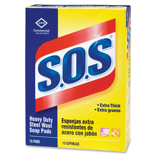 S.O.S.INSTUTNL SOAP P DS 12/15 PK