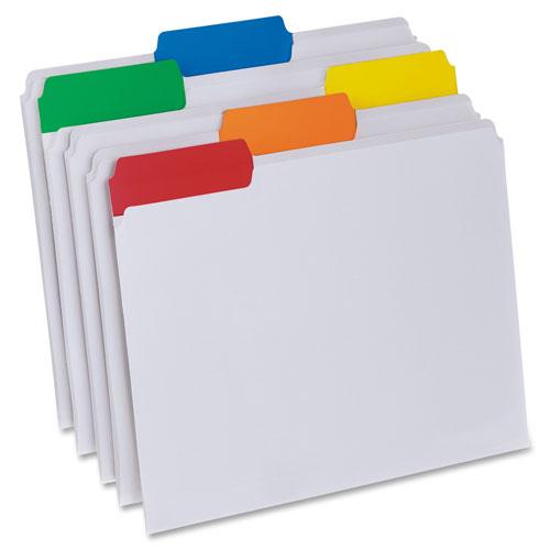 Top Tab Poly Folders