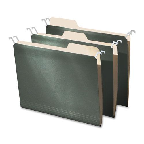 Green Hanging Folders