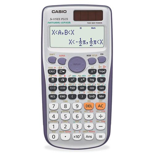Graphing & Scientific Calculators