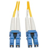 Duplex Singlemode 8.3/125 Fiber Patch Cable (LC/LC) 1M (3 Ft)