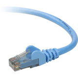 RJ-45 M/M Snagless  MOQ-20  3 Ft  Blue  ** Call For Current Pricing **