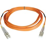 Tripp Lite 30M Duplex Multimode Fiber 62.5/125 Patch Cable LC/LC 100ft