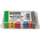 CLAY;MODELING;220GR;BRIGHT