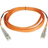 Duplex Multimode 50/125 Fiber Patch Cable (LC/LC)  1M (3 Ft)