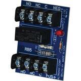 6VDC OR 12VDC OPERATION. 5AMP/115VAC/28V