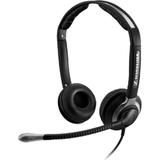 CC550IP-Overhead, bi wideband headset