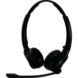 Bluetooth headset w.chgr. MSFT Lync Cert