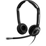 Overthehead binaural prem headset XL ear