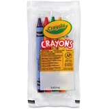 CRAYONS;CELLO PACK;4CT