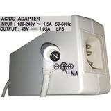 PwrSpply:100-240VAC,48VDC 50w
