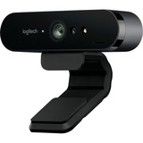 Logitech BRIO - 4K Ultra HD Webcam with RightLight 3 with HDR