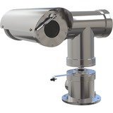XP40-Q1765 -50C UL - Explosion-protected 316L stainless steel PTZ network camera certified for hazardous areas according to UL. Certification part code Oxalis-UL1410-25/UL2420-01. Oxalis explosion-protected housing with 3/4 Inch NPT cable entries, Axis 1080p HDTV camera inside with 18x optical zoom, auto focus and day/night mode. Continuous 360 degree pan, ±90 degree tilt and 64 preset positions. Multiple, individually configurable H.264 and Motion JPEG streams; max HDTV 1080p resolution at 25/30 fps. It supports Onvif, WDR- dynamic contrast, Video motion detection and active tampering alarm. IP66 and IP67-rated and operating temperature in -58 to +158 . Powered by 24 V AC not included. Includes a removable sunshield and Surveillance microSDXC™ Card 64 GB.