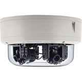 12MP WDR, Remote Setup & Configurable, Day/Night, H.264/MJPEG, 4x 2.8-6mm Motorized Lenses, SNAPstream, IP66, IK-10, PoE
