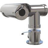 XP40-Q1765 -50C 110V UL - Explosion-protected 316L stainless steel PTZ network camera certified for hazardous areas according to UL. Certification part code Oxalis-UL1410-25/UL2420-01. Oxalis explosion-protected housing with 3/4 Inch NPT cable entries, 1080p HDTV camera inside with 18x optical zoom, auto focus and day/night mode. Continuous 360 degree pan, ±90 degree tilt and 64 preset positions. Multiple, individually configurable H.264 and Motion JPEG streams; max HDTV 1080p resolution at 25/30 fps. It supports Onvif, WDR- dynamic contrast, Video motion detection and active tampering alarm. IP66 and IP67 rated and operating temperature in -58 to +158 . Powered by 110VAC. Includes a removable sunshield and AXIS Surveillance microSDXC™ Card 64 GB.