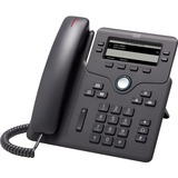 Cisco 6851 Phone for MPP Systems with NA