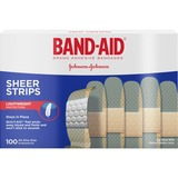 BANDAGES;STRIPS;SHEER;100CT