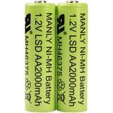 AA NiMH Battery - SocketScan S700/S730/