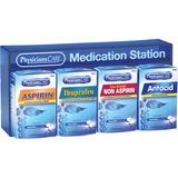 STATION;MEDICATION;W MEDS