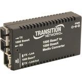 Mini Media Converter 1000Base-T RJ-45 to