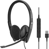 SC 160 USB-C Wired Headset(bi)