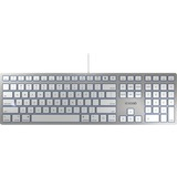 KC 6000 MAC, White/Silver, USB, US Intl
