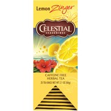 TEA;LEMONZINGR;25CT