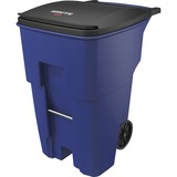 RECEPTACLE;ROLLOUT;95GAL;BE