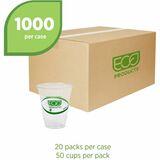 CUP;COLD;PLA;GRNSTRP;12OZ