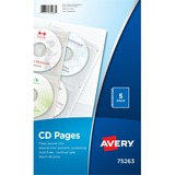 PAGES;CD ROM;BINDER;5PK