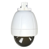 VANDAL RESISTANT TINTED DOME FOR RH124,R